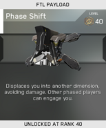 Phase Shift Unlock Card IW