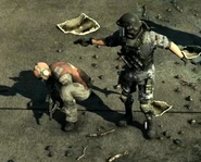 Ryan being executed CoDG