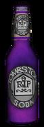 Tombstone Soda bottle model BOII