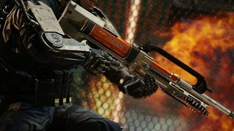 Official Call of Duty® Advanced Warfare - Ascendance DLC Early Weapon Access Trailer