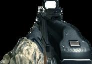 AK-74u Red Dot Sight CoD4