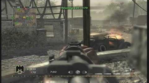Call of Duty World at War - Custom Class Guide - Bolt action Rifles - Springfield