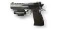 Desert Eagle menu icon MW2