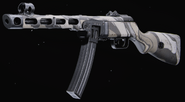 PPSh-41 Debris Gunsmith BOCW