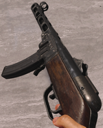 PPSh-41 Inspect BOCW