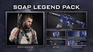 Soap Legend Pack 2 CoDG