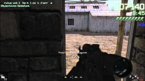 CoD4 Heat Arcade Mode Veteran (HD)