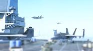 FA-18E Super Hornets CoDG