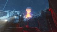 Gniew starozytnych burza naladowane ognisko 3