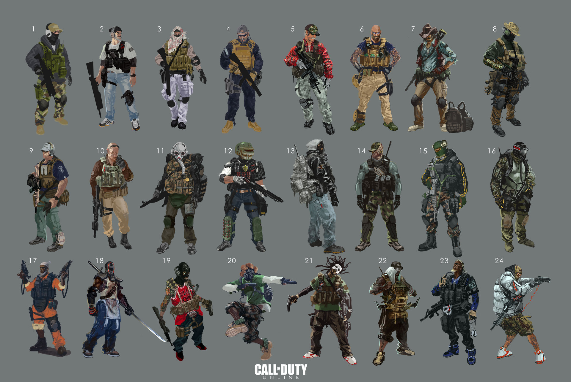 Call of Duty Online - January 14, 2013 (Alpha & Closed Beta)January 11, 2015 (Open Beta) - Free Cheats for Games