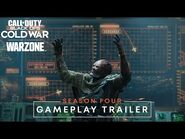 Season Four Gameplay Trailer - Call of Duty®- Black Ops Cold War & Warzone™