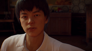 Child Takeo looks at Nik BO3