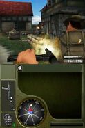 Gameplay CoD War (DS)2