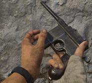 Machine Pistol Reload WWII