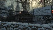 Operation Griffin танк в засаде