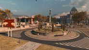 PromenadeEast Roundabout Verdansk84 WZ