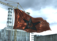 Ultra Flag waving