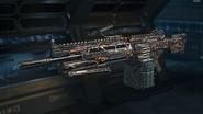 48 Dredge Gunsmith Model Cyborg Camouflage BO3