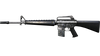 M16A1 HUD BO2