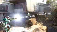 Tempest lightning bolt Third-person in game BO3