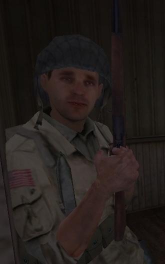 Джонсон (Call of Duty)