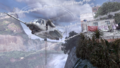 Pave Low under attack The Hornet's Nest MW2