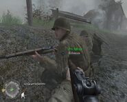 Spears CoD