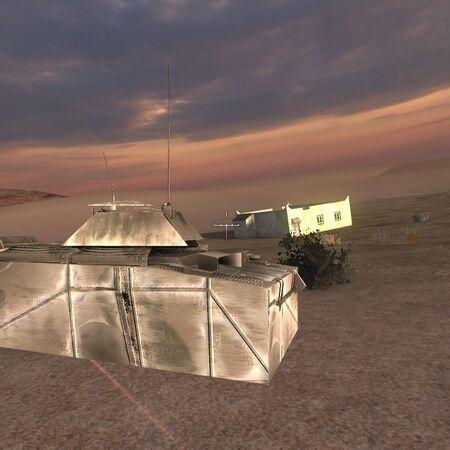 Crusader tank player model CoD2.jpg