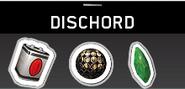 Dischord Parts HUD IW
