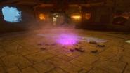 Gniew starozytnych demon urna
