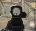 M16 Early Reflex Aiming BO