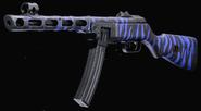 PPSh-41 Blue Tiger Gunsmith BOCW