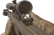 Barrett .50cal Cocking MWR