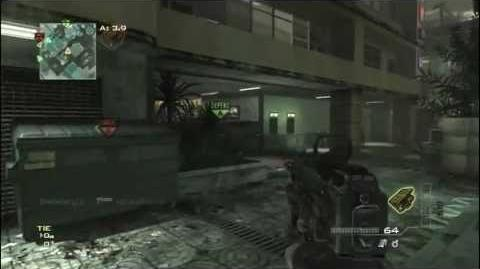 Call of Duty Modern Warfare 3 PM-9 Red Dot Sight
