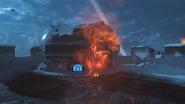 Gniew starozytnych ogien przekluta strzala