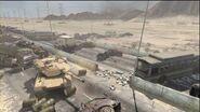 Tank U-Turn MW3