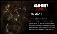 The Giant Full Biography BO3