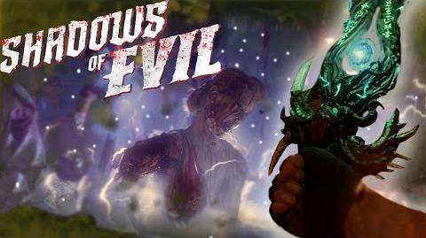 """""""SHADOWS OF EVIL"""" - ROUNDS 1-30 PLAYTHROUGH! (Black Ops 3 Zombies)"""