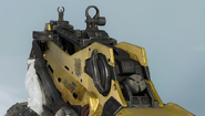 FFAR First Person Gold Camouflage BO3