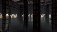 Meltdown cooling tower interior BOII
