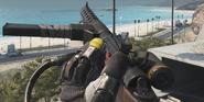 Trencher Blitzkrieg Grenade Launcher IW