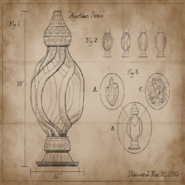 Agarthan device plans