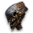 Skull of Nan Sapwe Inventory Icon BO3