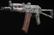 AK-74u Chemical Gunsmith BOCW