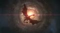Dragon in front of portal BO3