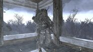 Ghillie sniper with Phone MW2