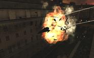 MiG-29 hitting the building Second Sun MW2