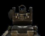 Striker Iron Sights MW3