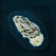 Alcatraz Map CODM