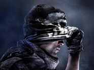 Call of duty Ghosts artwork